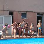  tutti in piscina!