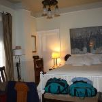 Φωτογραφία: Cedar Hill Bed & Breakfast