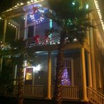  Abor House at Xmas