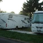 Camping Le Beau Village de Parisの写真