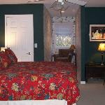 Foto de Stand Fast Cottage Bed & Breakfast
