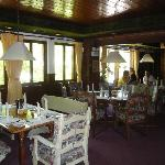  The restaurant