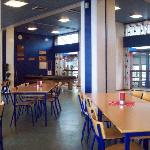  The cafeteria