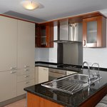  Full Italian Kitchens, with kitchenette in Studio.
