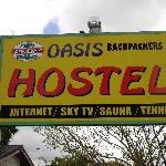 Bilde fra Oasis Backpackers Hostel