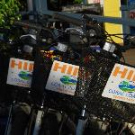  Bike hire