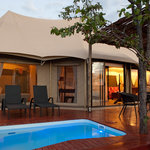 Luxury Tented Accommodation