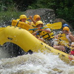Whitewater Rafting with Rafting in the Smokies