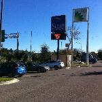 Foto de Sleep Inn & Suites - Jacksonville