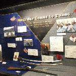 One of many exhibits