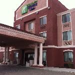 Holiday Inn Express Hotel & Suites Willcox resmi