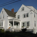 Peacock House, Lubec, Maine