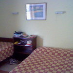 Our room ,the other had a double bed aswell.