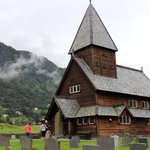 This ancient church is still in use
