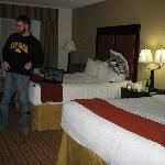 Foto van Holiday Inn Express Louisville Northeast