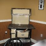 Maid of Avalon Stove