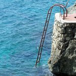 Our ladder to the sea