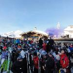 La Folie Douce Bar - well worth a visit!!
