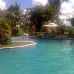 Piscina del Hotel Tropical