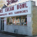 Tom's Ice Cream Bowl - a step back in history