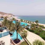 Radisson Blu Al Aqah Beach Resort, Fujairah
