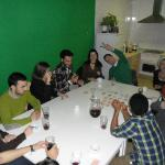 Photo de The Living Roof Hostel Madrid