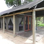 Wilderness Safaris Davison's Camp resmi