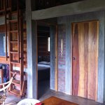  Interior of the Private Cabin
