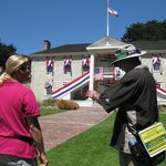 Monterey Walking Tours