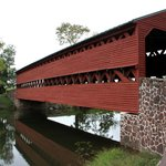 Sachs Covered Bridge - Marsh Creek