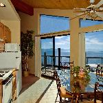 Our Lakefront Suites provide guests with stunning views of Lake Tahoe