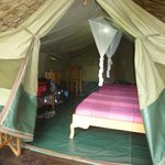 Φωτογραφία: Lake Kitandara Tented Camp