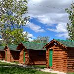 Buffalo Bill Cabin Village Foto