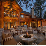 Tahoe Mountain Resorts Lodging Old Greenwood Resort