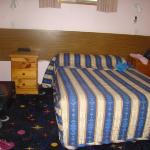 Room: double bed