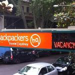 Foto de Backpackers HQ