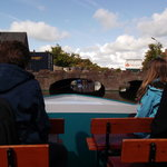  Alkmaar River Trip (Wonderful experience). The tunnels get lower