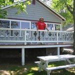 Photo de Cozy Cove Cabins