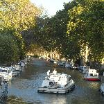  Canal du Midi at Villeneuve
