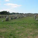 Megaliths at Carnac