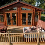 Athelington Hall Log Cabin Holidays