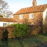 claxton hall cottage