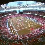 2011 Grey Cup BC Place BC Lions vs Winnipeg Blue Bombers
