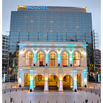Foto de Novotel Bucarest City Centre