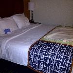 Fairfield Inn Pittsburgh Cranberry Township resmi