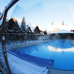 Photo of Mystic Springs Chalets &amp; Hot Pools Canmore