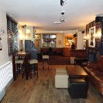 Pub Area of the Moseley Arms