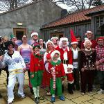 Christmas at the Piggeries