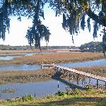 From the Deck:  A Lowcountry Delight