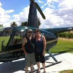 love me choppers they are awesome fun to fly in. recommend it to all to have a go.